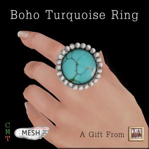 Boho Fair Ring Gift Ad